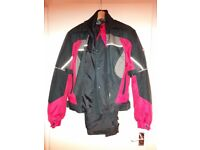 Lewis Storm Gard motorcycle jacket & trousers