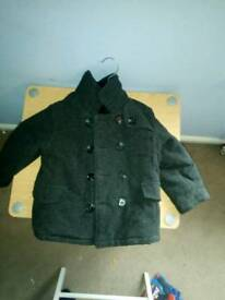 Smart coat size 1-2 yrs