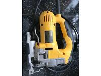 Dewalt wired jigsaw