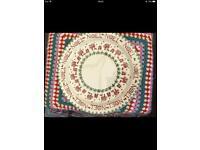 Christmas Joy cake plate Emma Bridgewater