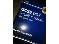 CGP GCSE D&T: GRAPHIC PRODUCTS REVISION GUIDE