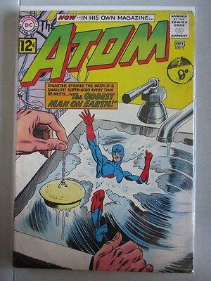 Atom (1962-1968) #2 FN+