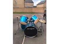 Dragon drum kit children's starter kit