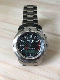 TISSOT T-TOUCH TITANIUM Z 253/353P