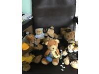The Teddy company collection £10