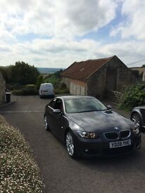 BMW 330d Coupe - £9,250 ono