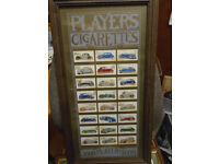 JOHN PLAYERS & SONS CIGARETTE CARDS 1939