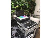 DJ Controller (Vestax VCI 300 MKll) Serato Dj & Itch & Flight case.