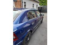 Vauxhall, ASTRA, Hatchback, 2003, Other, 1598 (cc), 5 doors