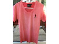 Mens Top Muscle Fit, Judas Sinned Brand
