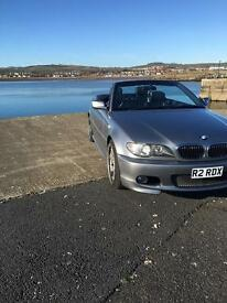 Bmw e46 convertable facelift *price drop*