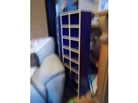 IKEA Book and CD shelves