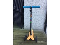 MINI MICRO 3 IN 1 SCOOTER with Obar & Seat - £30