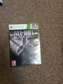 Call of Duty Black ops 2 Xbox 360/One