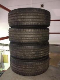 255/55/R19 111H Bridgestone tyres amarok