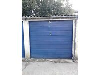 SINGLE LOCKUP GARAGE TO LET AT RINGSTEAD ROAD SUTTON SM1 4SJ £100.00 PER MONTH