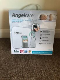 Angel care Baby monitor, video, movement and sound