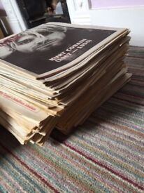 OVER 500 MUSIC MAGAZINES - NME, SOUNDS, MELODY MAKER - JOB LOT COLLECTION