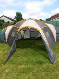 8 Man Framed Tent