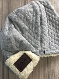 Kids brand new winter comfy hat from Next,costs £13.95,bargain at only £5 3-6 years