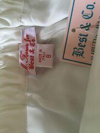 New designer skirt from exclusive Bergdorf Goodman