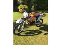KTM 250R Freeride