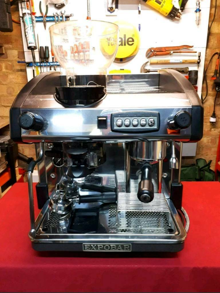 Reconditioned Espresso Coffee Machine Expobar 1 Group With Grinder In Hounslow London Gumtree