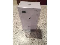 Apple Iphone 8 Plus 256GB White O2 Still 6 Sealed 7
