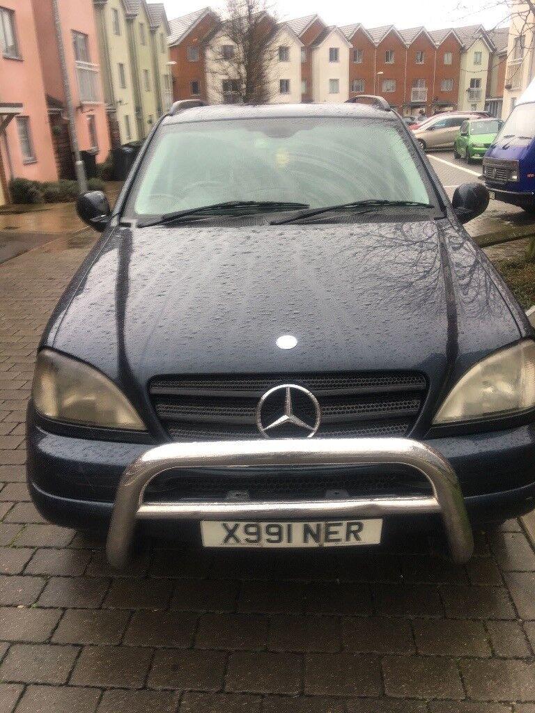Mercedes ML 320 Christmas Deal
