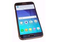 SAMSUNG GALAXY S6 SMARTPHONE BOXED (UNLOCKED)