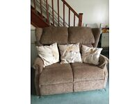 3 Piece Suite + Electric Reclineing Chair