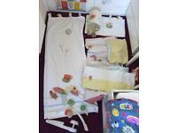 Mamas & Papas Gingerbread Bedroom Set