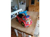 Fisher price ride-on toy car