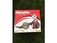 Homelite leafblower HBV-30. 320km/h