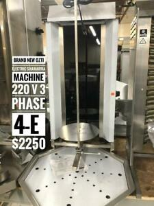 BRAND NEW AND USED DONAIR, GYRO, SHAWARMA MACHINES AT SINCO FOOD EQUIPMENT SINCO.CA WE SHIP ACROSS CANADA
