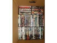 170 approx dvds - mainly horrors