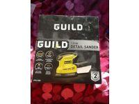 Guild 135w detail hand sander