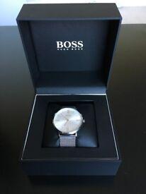 HUGO BOSS Men's Analogue Quartz Watch with Stainless Steel Bracelet – 1513459