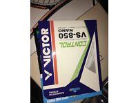 Victor VS 850 Control Badminton Strings, new