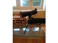 Optus Zoom 20x60x60 Spotter Scope