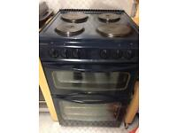 ELECTRIC OVEN/GRILL & HOBS
