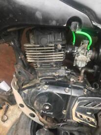 pulse andinder engine 125