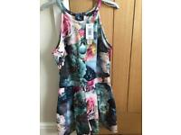 Girls play suit summer dress, NEW with tags. 15 years