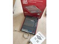 Allen & Heath ZED-14 Live / Recording Mixer - excellent condition, original box, manual