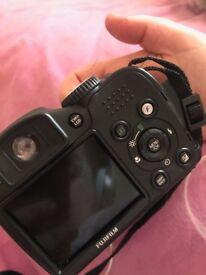 perfect condition digital slr camera fujifilm finepix s5800 discontinued model rare