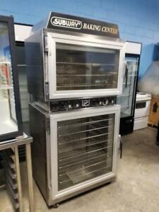 DUKE CONVECTION OVEN WITH PROOFER
