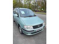 Hyundai, MATRIX, MPV, 2006, Other, 1599 (cc), 5 doors