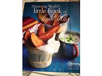 Slimming World little book of light bites recipe book