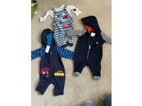 0-3 months baby boy outfits