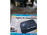 Streetwize 12v Digital Air Compressor